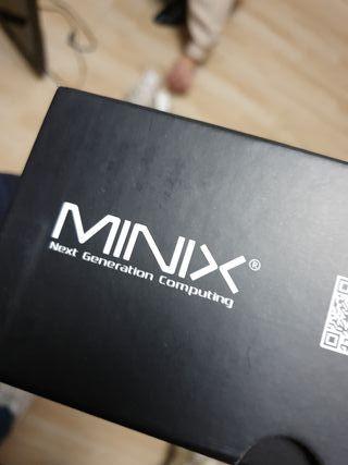 MINIX + Raton inalhambrico