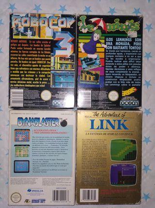 Juegos Nintendo Nes