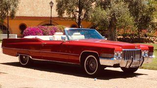 Para bodas Cadillac descapotable