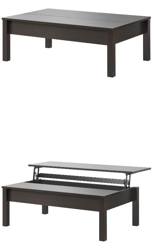 Mesa elevable Ikea