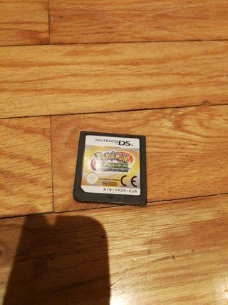 pokemon ranger sombras de alma Nintendo ds