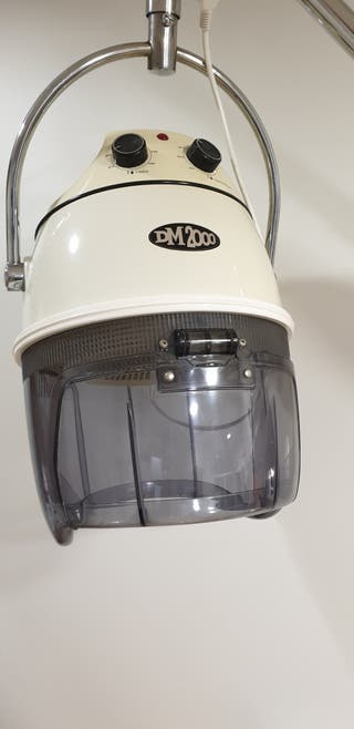 secador de casco aereo