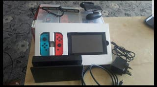 nintendo WII switch