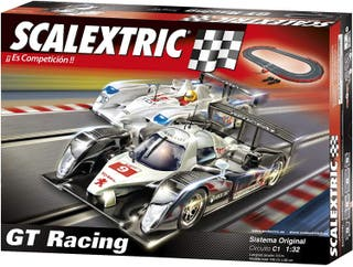Scalextric GT Racing completos