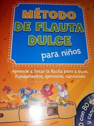 libro para aprender a tocar la flauta