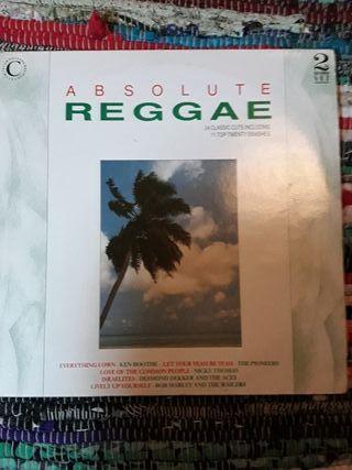 vinilo recopilatorio reggae