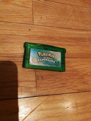 pokemon esmeralda game boy advance