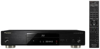Bluray disc player Pioneer BDP 440