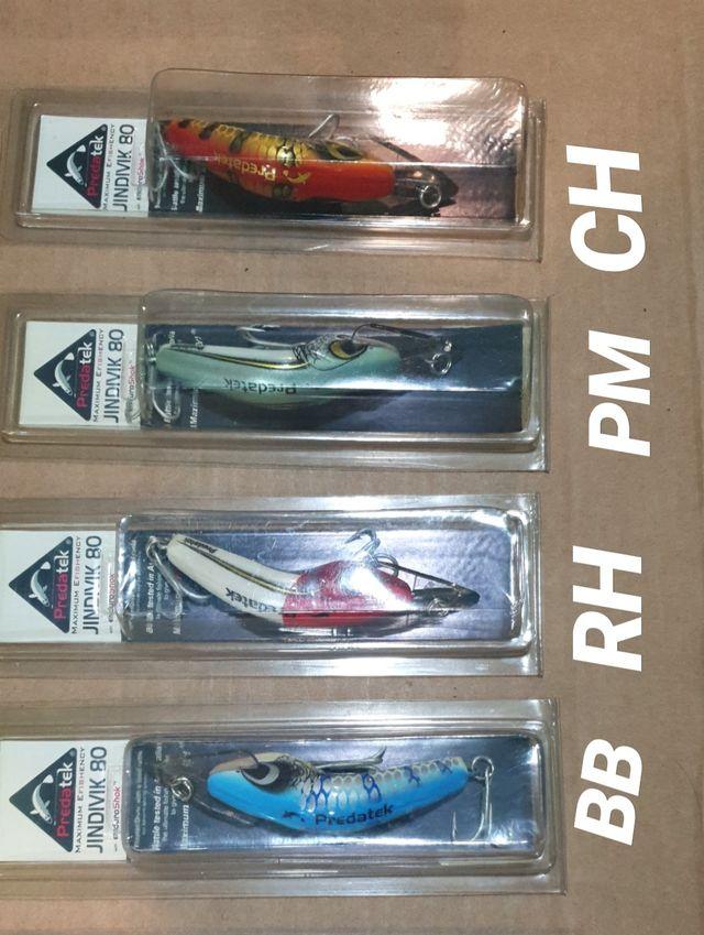 Señuelos de pesca PREDATEX.