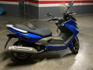 Xciting 250 2007
