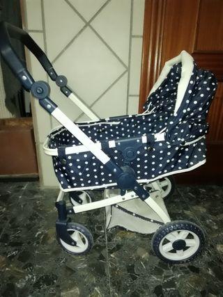 carro bebé juguete