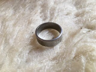 2 anillos de Tailandia - plata, dorado
