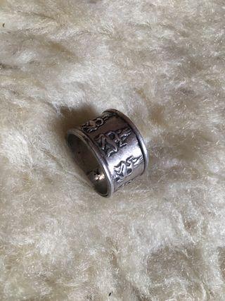 Anillo de plata 925 Cambodia
