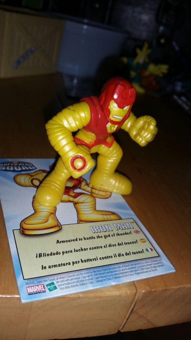 Iron Man Super Hero Squad Marvel