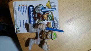 Luke Skywalker Hoth Galactic Heroes Star Wars