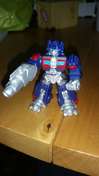 Optimus Prime Robot Heroes Transformers