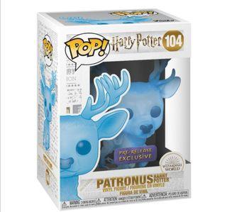 funko pop patrónus Harry Potter