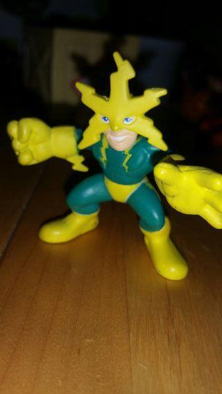 Electro Super Hero Squad Marvel