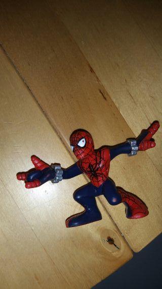 Spider-Man Super Heroes Squad Marvel
