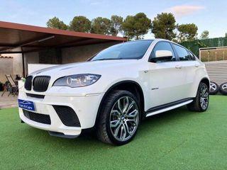 BMW X6 4.0d performance