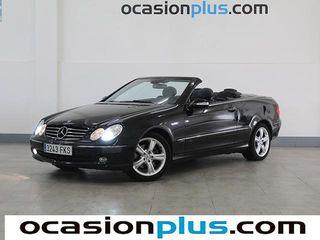 Mercedes-Benz Clase CLK CLK 200 K Cabrio Avantgarde 120 kW (163 CV)