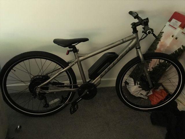 Men's electric bike