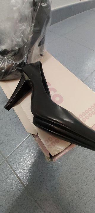 zapatos nuevos piel fosco