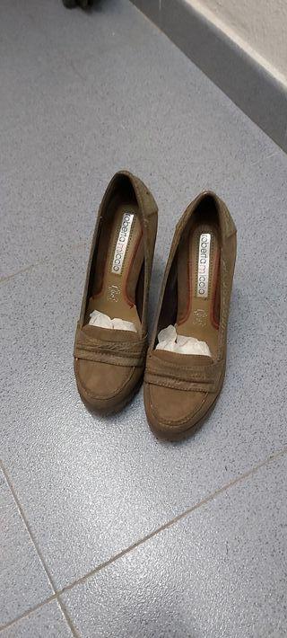zapatos en muy buen estado