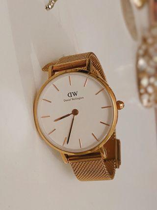 Reloj Daniel Wellington oro Classic petite
