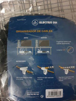 recoge cables