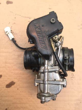 Yamaha YZF WRF Carburador 02