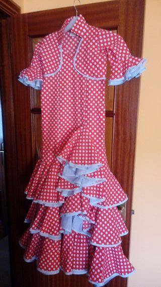 vestido de gitana con torerita