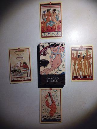 tarot oraculo - Oráculo Etrusco