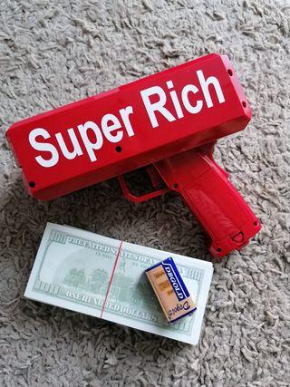 Pistola de dinero