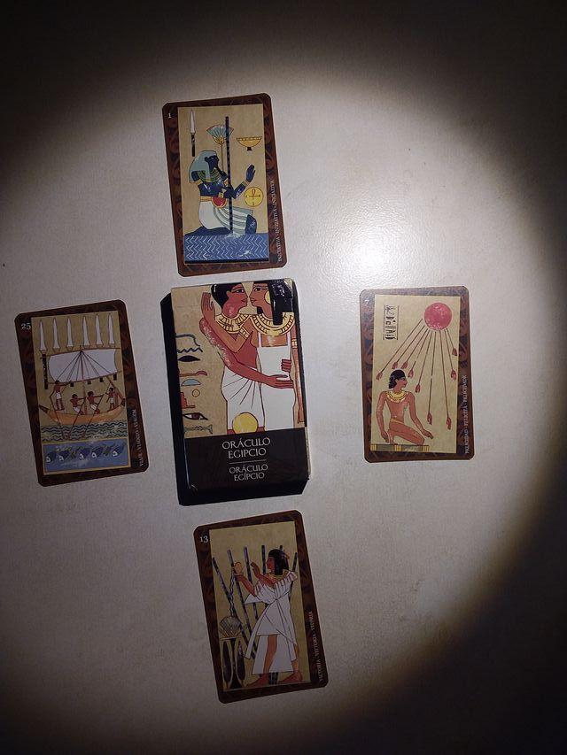 tarot oraculo - Oráculo Egipcio