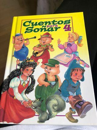 Libro infantil de cuentos