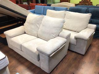 Conjunto sofas 3+2