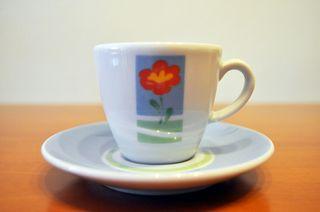 (A ESTRENAR) Juego de café porcelana de Bavaria