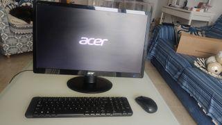 Monitor Acer S220HQL de 21'5 pulgadas