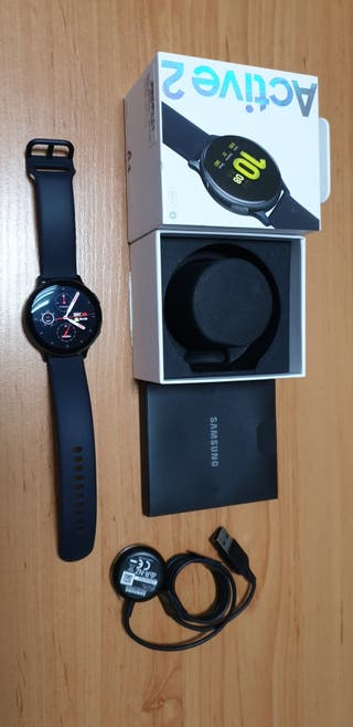 samsung galaxy Active 2 44mm silicona