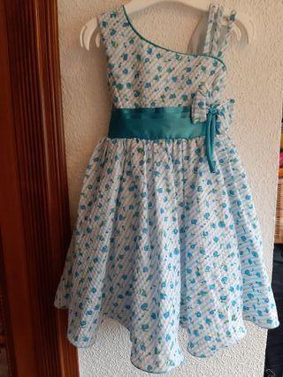 vestido talla 12a24meses