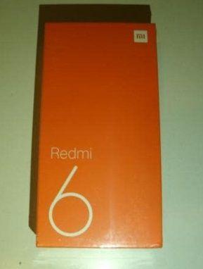 NUEVO - Xiaomi Redmi 6 de 64GB de ROM y 3GB de RAM