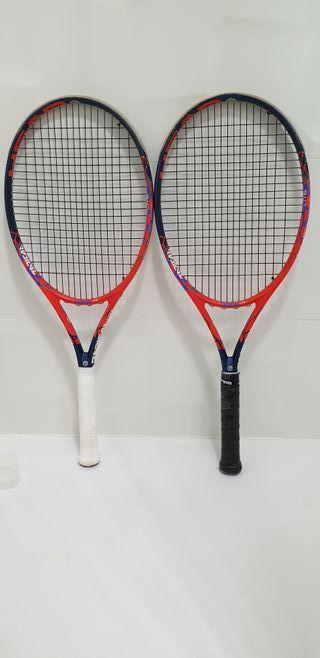 2 Raquetas de Tenis . RADICAL LITE