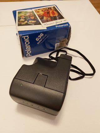 Cámara instantanea Polaroid 636 autofocus
