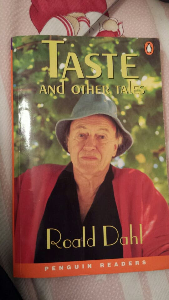 TASTE AND OTHER TALES LIBRO DE INGLES