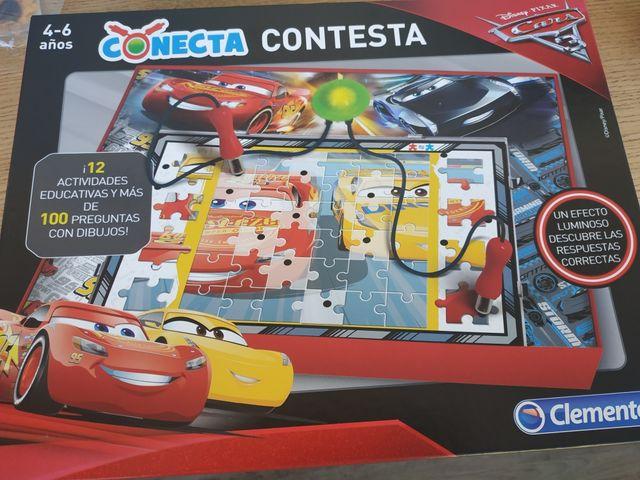 CONECTA CONTESTA CARS