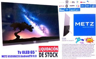 "TELEVISOR METZ 65"" OLED 4K NUEVO"