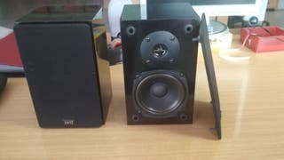 Altavoces monitores de audio
