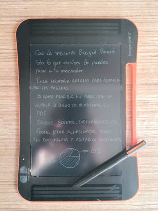 """Tableta de escritura LCD de 9,7"""""""