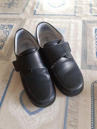 zapato comunión niño